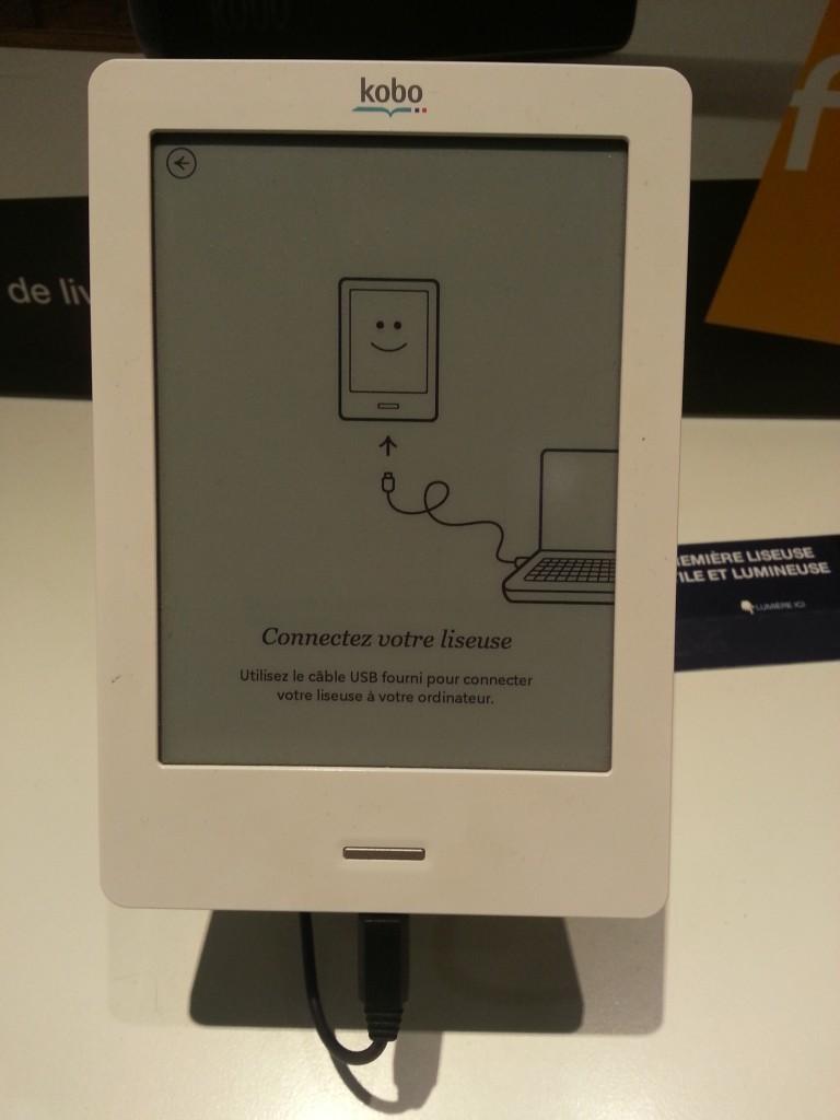 La liseuse est une alternative culturelle à la tablette